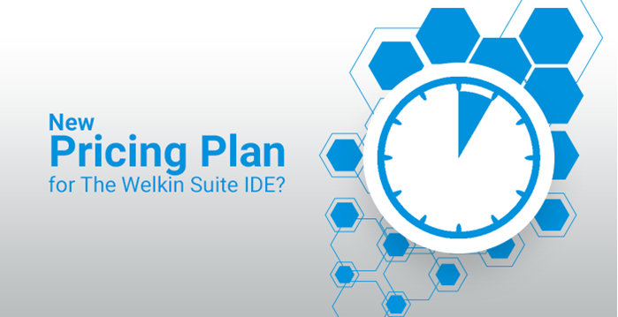New pricing plan for TWS IDE