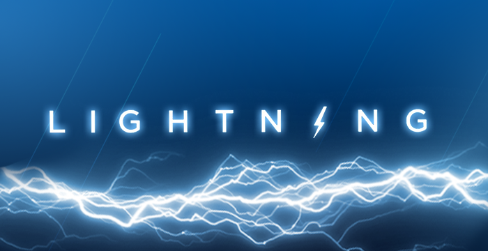 Lightning banner The Welkin Suite