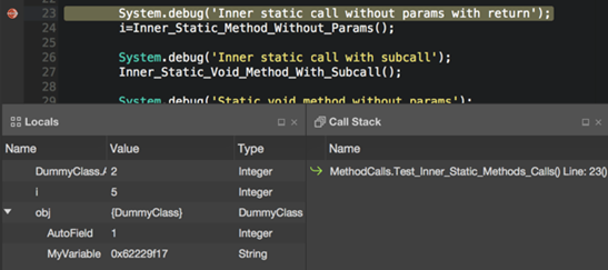 The retrospective debugger in The Welkin Suite for Mac