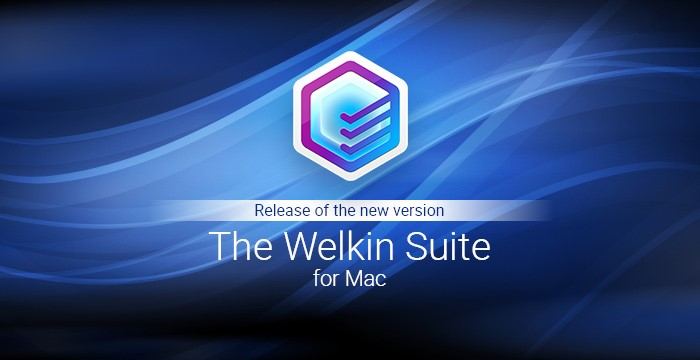 The Welkin Suite IDE for Mac beta 4