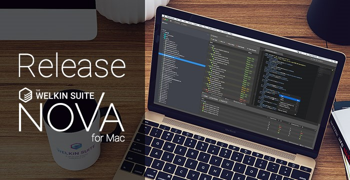 The Welkin Suite Nova R1 for Mac