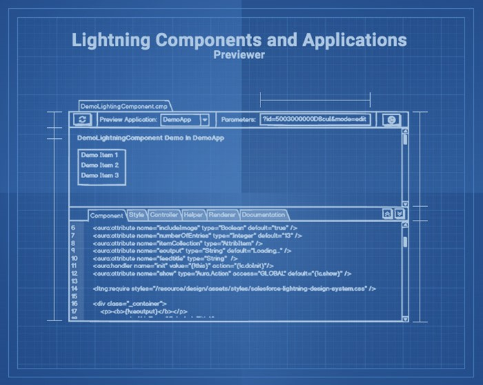 Lightning Component previewer