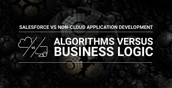 Algorithms versus business logic