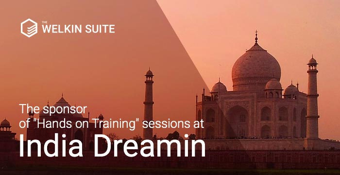 The Welkin Suite is going to India Dreamin
