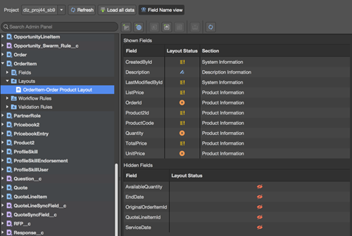 Check the new version of the Salesforce IDE for Mac - Blaze
