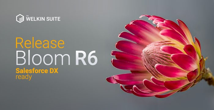 TWS Bloom R6 with Salesforce DX ready