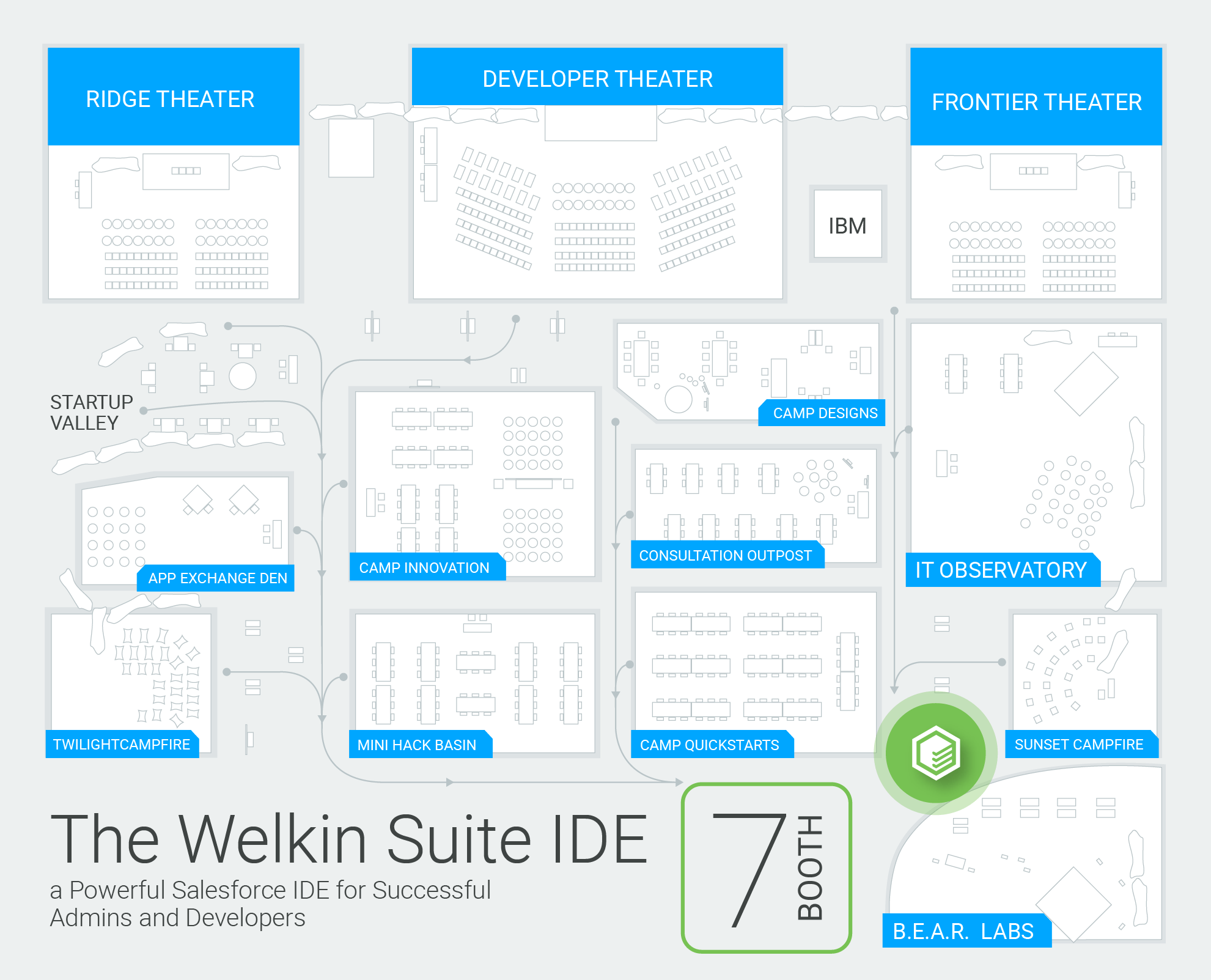 Find The Welkin Suite booth at Dreamforce here