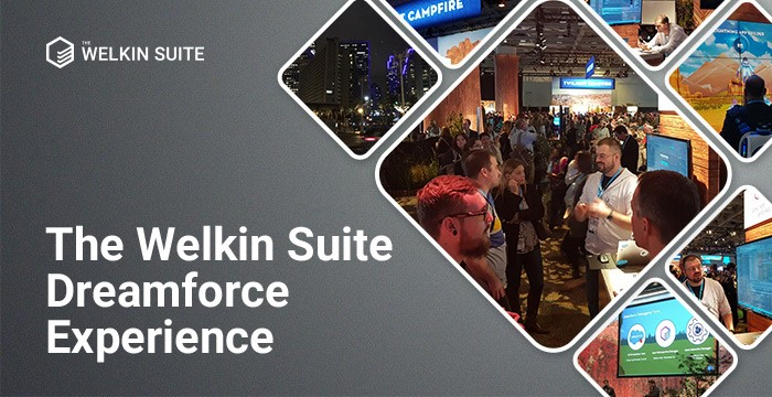 The Welkin Suite Dreamforce Experience