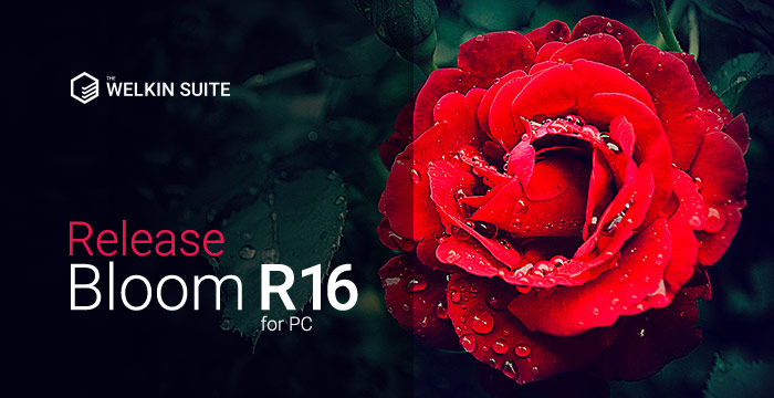 The Welkin Suite Bloom R16 with Copado Release Management and sObjects Inspector improvements
