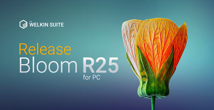 The Welkin Suite Bloom R25 with the Objects Permissions Editor