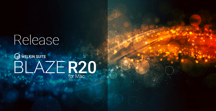 The Welkin Suite Blaze R20 for Mac - with the new Objects Permissions Editor